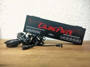 Caline Pedal Power Insolated Cp-08 (meses) - Dhl Gratis