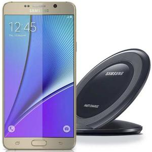 Celular Samsung Galaxy Note 5 32gb Demo + Cargador Wireless