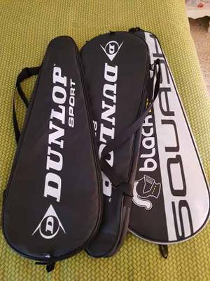 Fundas Raqueta De Squash 1 Black Knight 2 Dunlop