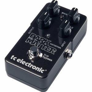 Tc Electronic Pedal Dark Matter Para Guitarra True Bypass En