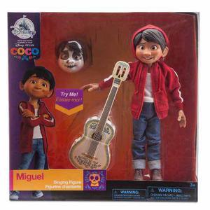 Disney Pixar Coco Figura Con Sonido De Miguel Guitarra Maltr