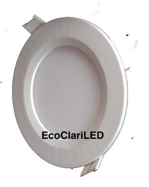 Lampara Led 3w Bote Integral 8 Cm Plafon Empotrado Foco