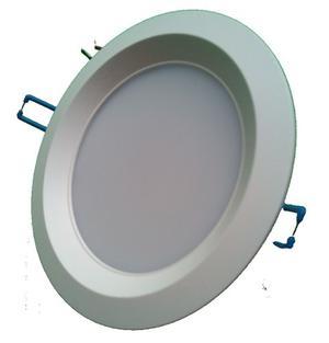 Lampara Led 9 Watts Luminario Bote Integral 12 Cm