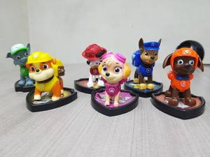 Paw Patrol / Patrulla Canina Set De 6 Figuras