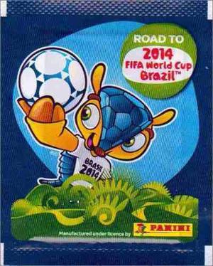 Estampas Sueltas Road To  Fifa Wc Brasil Album Panini