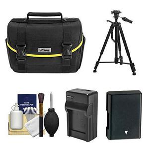 Nikon Starter Digital Slr Camera Case - Gadget Bag With En-e