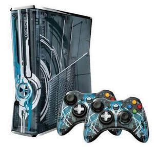 Xbox 360 Edición Halo Con 11 Juegos Incluidos