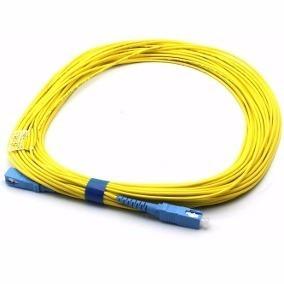 Cable Fibra Optica 10 Metros Para Modem Sc A Sc Internet