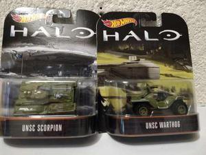 Halo Hot Wheels Dos Piezas Por El Precio Publicado