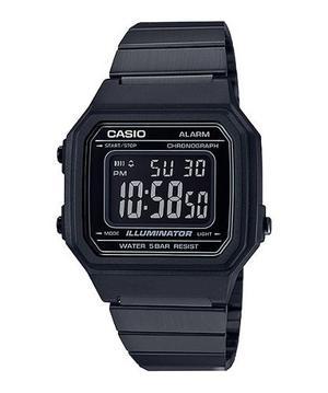 Reloj Casio B650 Pavonado Original Retro Vintage Alarma Luz