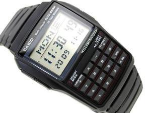 Reloj Retro Vintage Dbc32 Negro Casio Caballero Envio Gratis