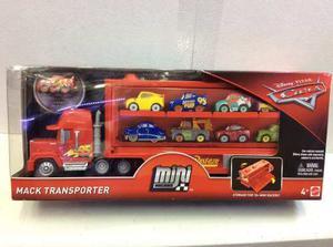 Trailer De Cars Mack Mini Transportador