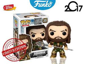 Aquaman Funko Pop Dc Justice League Envio Gratis