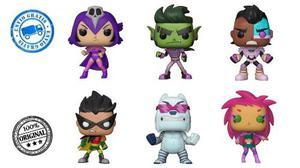 Funko Pop - Oferta Teen Titans Go Set (6)