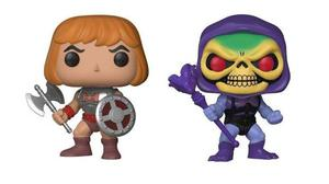 Funko Pop Paquete He Man Y Skeletor Masters Of The Universe