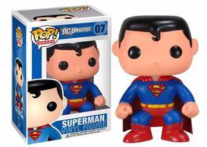 Funko Pop Superman #07 Dc Universe Oferta