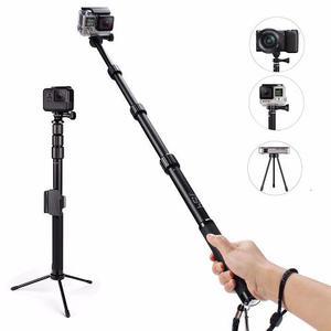 Selfie Stick A Prueba De Agua, Tripie Y Soporte Para Celular