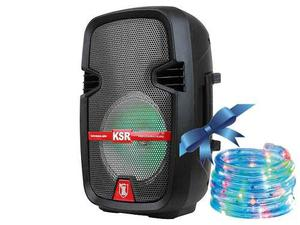 Bafle Amplificado De 8 Ksr Recargable Bluetooth Msa-