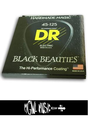 Dr Black Beauties  Para Bajo