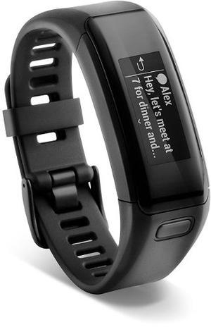 Garmin Vivosmart Hr Smartwatch Color Negro *envio Gratis*