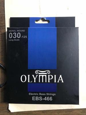 Juego De Cuerdas Para Bajo De 6 Cuerdas Olympia