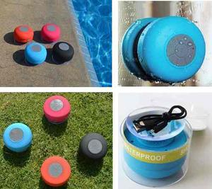 Paquete De 10 Bocinas Bluetooth Contra Agua