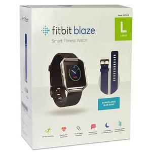 Reloj Deportivo Fitbit Blaze Negro Grande Envio Gratis