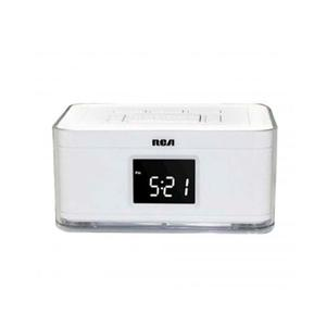 Reloj Despertador Rca Doble Alarma Radio Fm/am Rcr