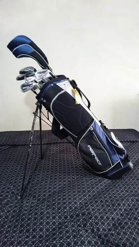 Set Palos De Golf Aspect Adulto 19 Piezas Profesional