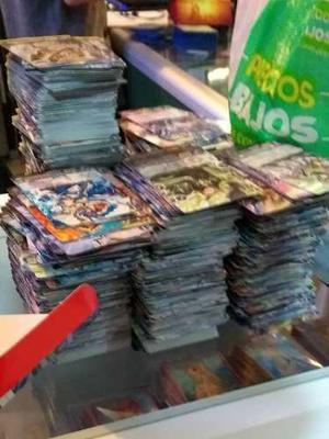 Cardfight! Vanguard Lote De 50 Cartas Al Azar Nuevas