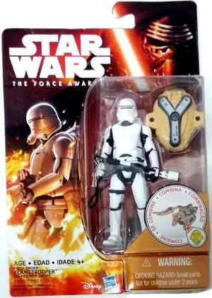 Flametrooper Star Wars The Force Awakens Episodio 7