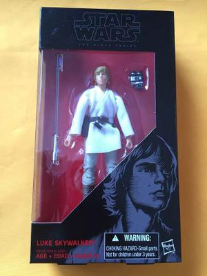Luke Skywalker - Black Series Star Wars