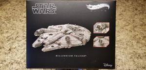 Milleniun Falcon Halcon Milenario Star Wars Hot Wheels Elite