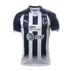 53fa2e565414a Nuevo jersey playera rayados de monterrey local