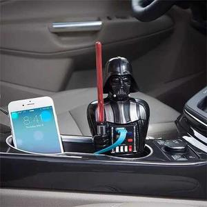 Star Wars Darth Vader Cargador Usb Para Carro Auto Thinkgeek