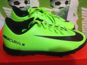 Tenis Turf Nike Mercurial Vortex Cr%original Niño