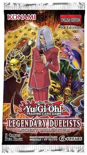 Yu-gi-oh! Legendary Duelist Ancient Millenium Sobre Yugioh