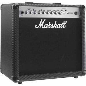 Amplificador De Guitarra Marshall 50w Combo Mg50cfx