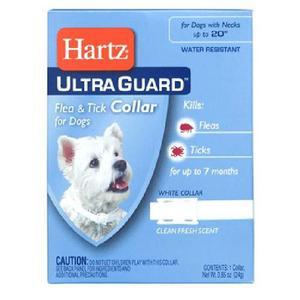 Collar 2 En 1 Antipulgas Y Garrapatas Perros Adulto 20 Hartz