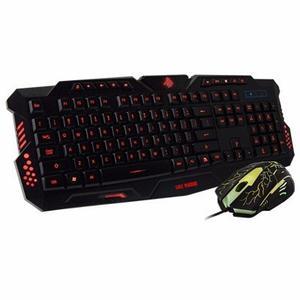 Combo Teclado Y Mouse Gamer Eagle Warrior G79 K2gamgegw