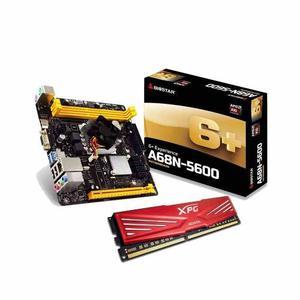 Kit De Actualización Amd A10 Quadcore 4gb Ram Ddr3 Hdmi