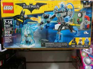 Lego Batman Movie  Mr Freeze Ataque Helado