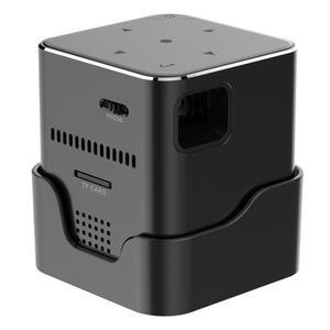 Proyector Portátil Mini Orimag Dlp Led Hd Wi-fi - Negro