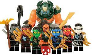 Set Ninjago Compatibles Con Lego