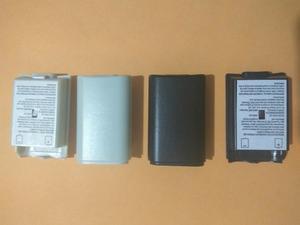1 Tapa De Bateria Para Control Xbox 360 Blanca O Negra