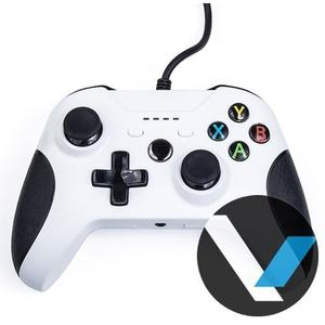 Control Alambrico Compatible Xbox One:: Virtual Zone