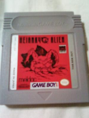 Heiankyo Alien Gameboy Game Boy Gb En Muyen Estado Megaman