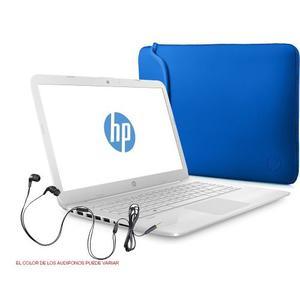 Laptop Hp 14-bs012la Core I3 Ram 4gb Dd 1tb+ Funda+audifonos