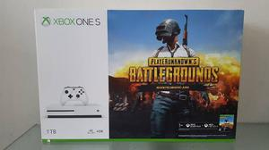 Xbox One S Consola De 1 Tb Pubg Nueva