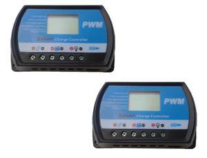 2 Controladores De Carga Solar 10a v, Usb, Envío